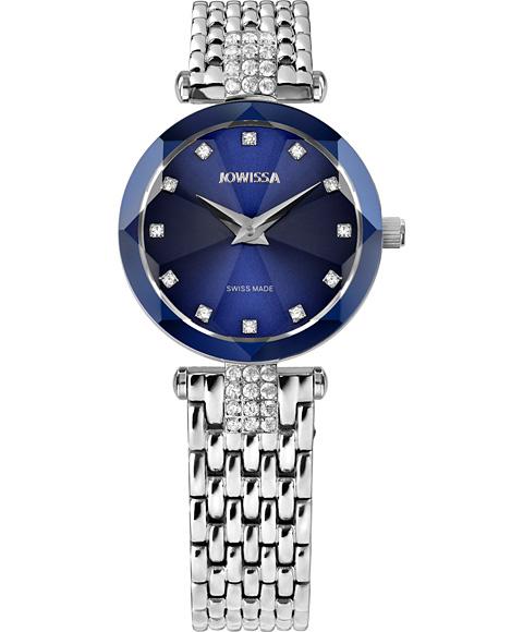 ジョウィサ ファセット ストラス 5.703.S 腕時計 レディース JOWISSA Facet Strass ブルー系