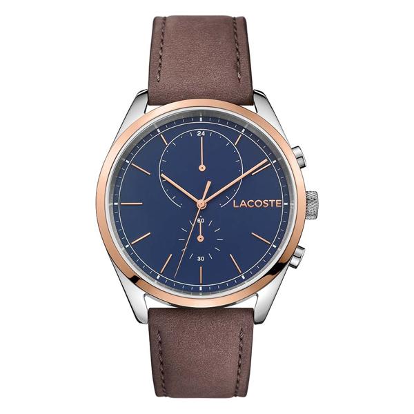 ラコステ 2010917 腕時計 メンズ LACOSTE レザーベルト 誕生日プレゼント ペアウォッチ ※時計は1点での価格です。 ブルー系