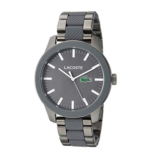 ラコステ 2010923 腕時計 メンズ LACOSTE メタルブレス 誕生日プレゼント ペアウォッチ ※時計は1点での価格です。