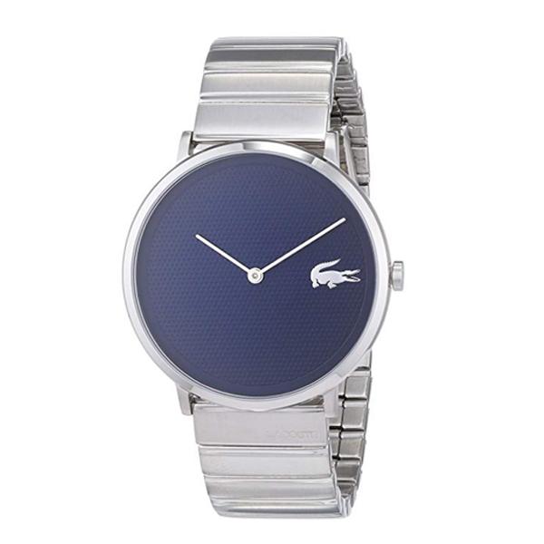 ラコステ ムーン 2010953 腕時計 メンズ LACOSTE MOON レディース メタルブレス 誕生日プレゼント ペアウォッチ ※時計は1点での価格です。 ブルー系