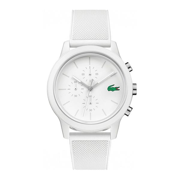 ラコステ 2010974 腕時計 メンズ LACOSTE レディース ラバーストラップ 誕生日プレゼント ペアウォッチ ※時計は1点での価格です。 ホワイト系