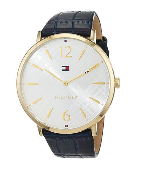即納可能! トミー ヒルフィガー ピッパ 1781843 腕時計 レディース TOMMY HILFIGER PIPPA レザーストラップ プレゼント ブルー系