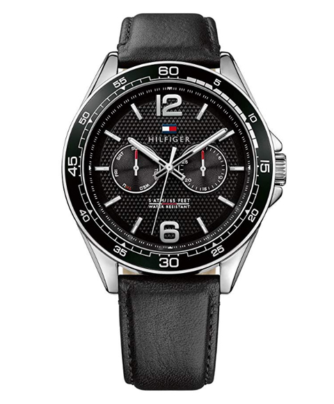 トミー ヒルフィガー 1791369 腕時計 メンズ TOMMY HILFIGER レザーストラップ プレゼント