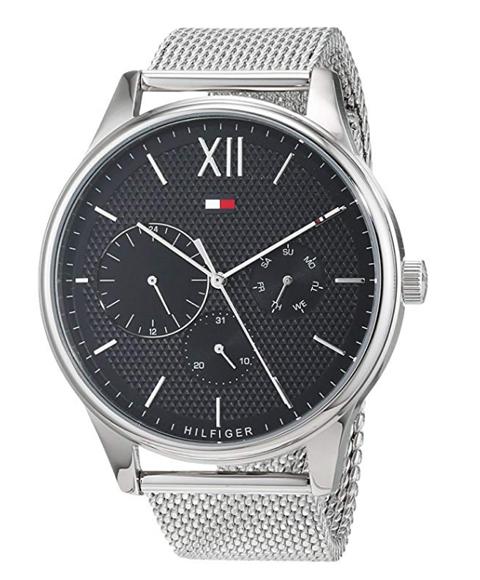 トミー ヒルフィガー 1791415 腕時計 メンズ TOMMY HILFIGER メッシュベルト プレゼント