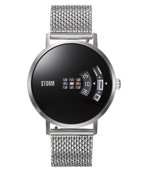 ストーム ロンドン REMI V2 MESH 47460BK 腕時計 メンズ STORM LONDON