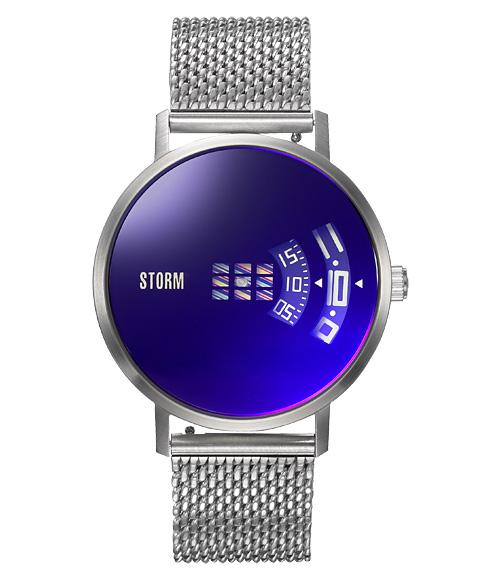 ストーム ロンドン REMI V2 MESH 47460LB 腕時計 メンズ STORM LONDON ブルー系