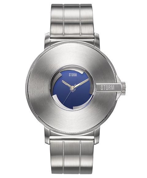 ストーム ロンドン CAMERA V6 47463LB 腕時計 メンズ STORM LONDON ブルー系