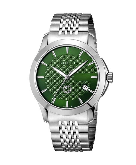 グッチ G-Timeless YA1264108 腕時計 メンズ GUCCI G-タイムレス メタルブレス 防水 プレゼント ラッピング無料 送料無料