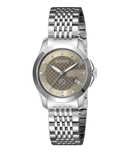 グッチ G-Timeless YA1265007 腕時計 レディース GUCCI G-タイムレス メタルブレス 防水 プレゼント ラッピング無料 送料無料