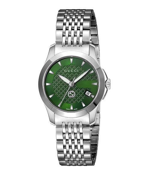 グッチ G-Timeless YA1265008 腕時計 レディース GUCCI G-タイムレス メタルブレス 防水 プレゼント ラッピング無料 送料無料