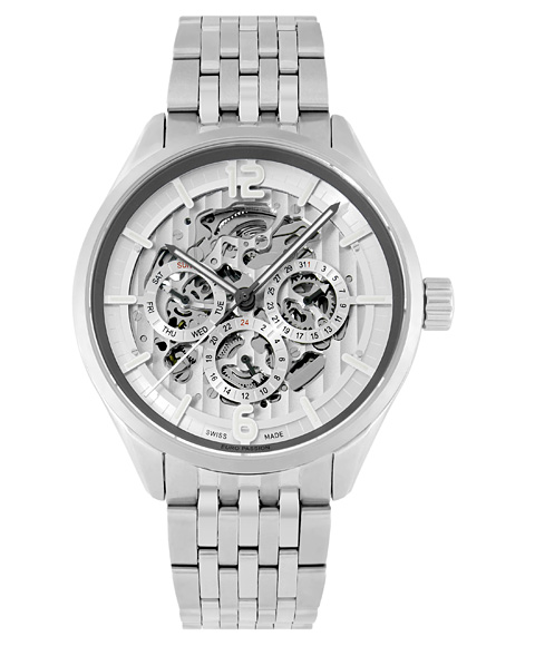 ユーロパッションウォッチ EURO 人気上昇中 PASSION WATCH 腕時計 EP-S メタルブレス シルバー メンズ EP298-22 自動巻 新作からSALEアイテム等お得な商品 満載