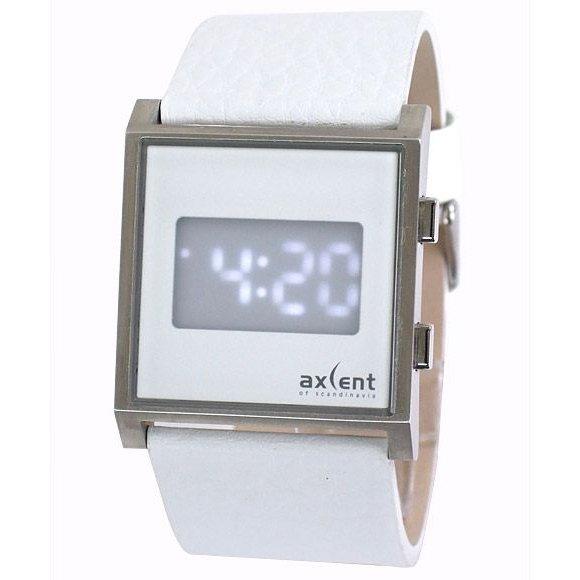 安心の本物保証 送料無料 ワケあり 祝日 アウトレット 新作製品、世界最高品質人気! 67%OFF アクセント オブ スカンジナビア AXCENT 腕時計 of STEALTH scandinavia ホワイト系 X59101-301