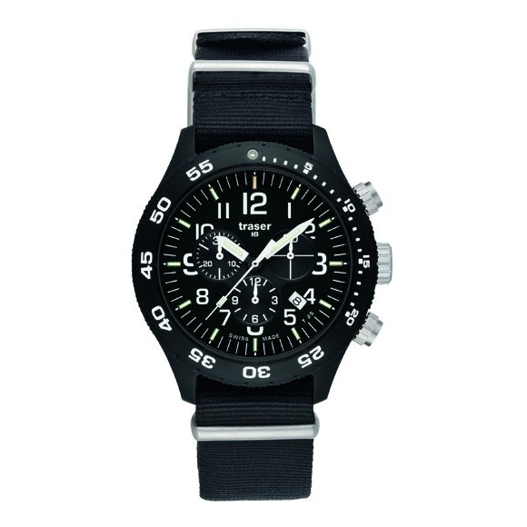 トレーサー P6704.4A3.I2.01 腕時計 メンズ ミリタリーウォッチ TRASER