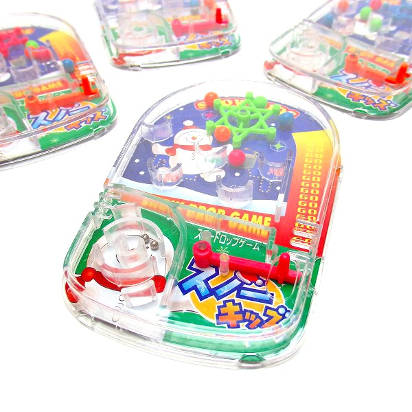 スノードロップゲーム 25個セット 海外限定 新品■送料無料■ クリスマス おもちゃ