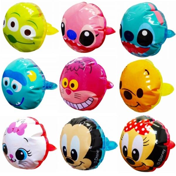 ディズニーオールスターアームリング 30個セット 縁日 お祭り 商店 夏祭り 玩具 公式通販 子供会 空気ビニール おもちゃ エア玩具