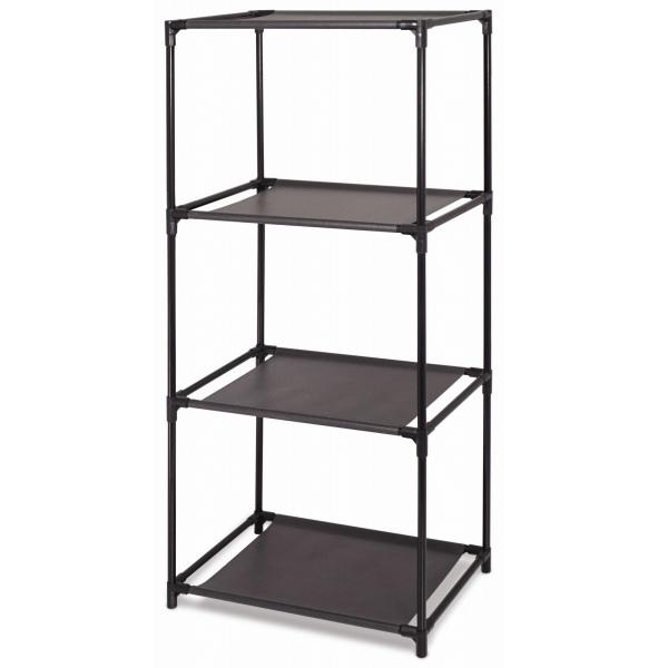 3段収納ボックスラック 収納棚 ラック 棚 パイプラック 工具不要 軽量 家具 送料無料限定セール中 リビング キッチン 組み立て式 限定モデル