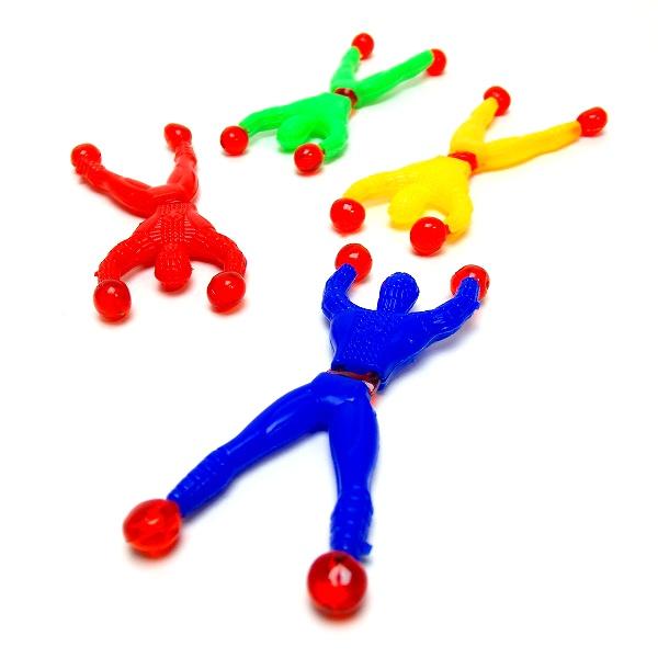 カベオリマン 50個セット 景品 子供 縁日 お祭り 夏祭り おもちゃ ランチ景品 お子様ランチ 景品おもちゃ 人形 くっつく 景品玩具 くじ イベント ペッタン人形 くじ引き お得 玩具 結婚祝い