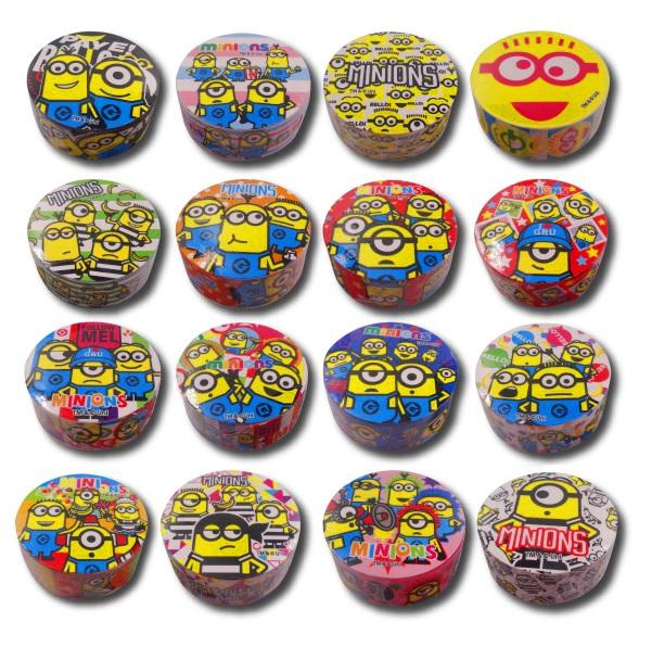 ミニオンズマスキングテープ 32個セット 景品 子供 おもちゃ 縁日 イベント セール価格 子供会 お祭り セール特別価格