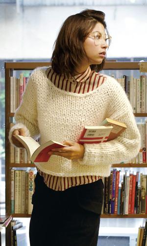 作品♪214w-01ローゲージセーター
