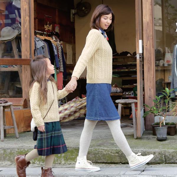 作品♪214w-12ヘリンボーンのセーター