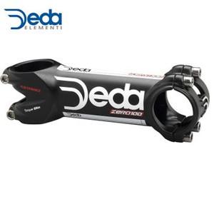 DEDA(デダ) Zero100 パフォーマンス ステム (31.7) ブラック 82°【自転車 ステム サイズ】