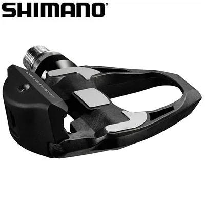 【送料無料】シマノ 新型デュラエース PD-R9100-L (プラス4mm軸仕様) カーボンSPD-SLペダル R9100 IPDR9100E1