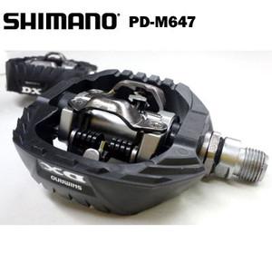 SHIMANO(シマノ)DX PD-M647 SPDペダル EPDM647