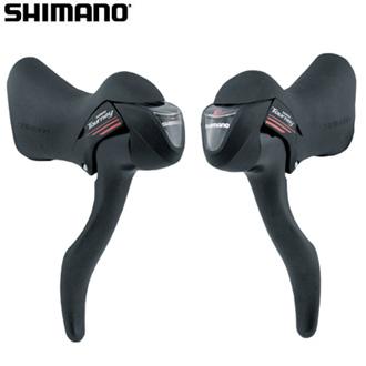 【送料無料】SHIMANO(シマノ)ST-A073 左右レバーセット 3X7S ブレーキケーブル同梱 ESTA073PACX1
