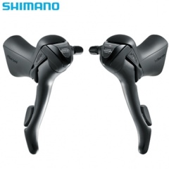 【送料無料】SHIMANO(シマノ) SORA(ソラ) ST-3503 3×9s コントロールレバー (左右セット) EST3500TPACX【自転車 シマノ ソラ 3500/R350 コントロールレバー】