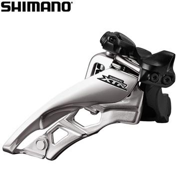 SHIMANO(シマノ)XTR FD-M9000-L サイドスイング・フロントディレイラー(3×11S) ローポジションバンドタイプ IFDM9000LX6
