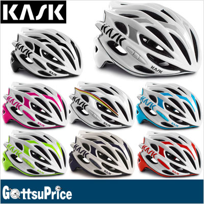 KASK カスク MOJITO 軽量ヘルメット ホワイトベース