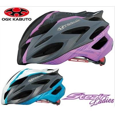 OGK(オージーケー)STEAIR LADIES/ステアーレディース  自転車ヘルメット