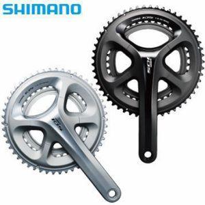 【送料無料】SHIMANO(シマノ)FC-5800 ホローテック2クランク 2×11S (53-39T) 105/5800系【自転車 シマノ 105 5800 クランク】