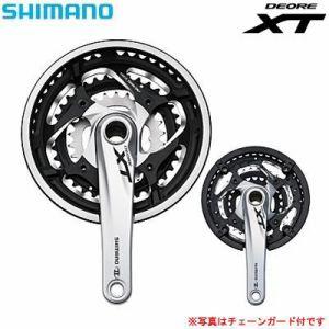 SHIMANO(シマノ) Deore XT FC-T781 クランクセット 44X32X24T (チェーンガード無)