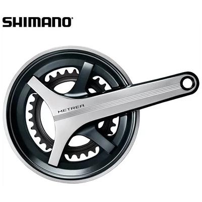 シマノ FC-U5000 46X32T 11速 BB別売 クランクセット METREA/U5000