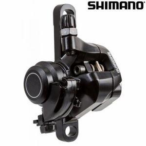 SHIMANO(シマノ)BR-R317 ディスクブレーキ ブラック レジン