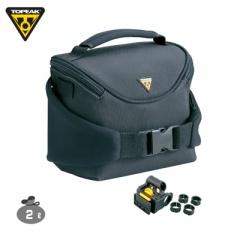 TOPEAK(トピーク) コンパクト ハンドルバーバッグ (フロント バッグ) BAG20000