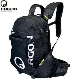 ERGON(エルゴン)BA3 EVO (ラージ) ブラック BAG29302