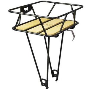 【送料無料】GAMOH(ガモー) KCL-1F キングキャリア 木製天板・枠付きフロントキャリア