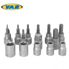 VAR 3/8 ドライブ用 ソケットセット (DV-10400・DV-10500対応) DV-10700