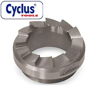 CYCLUS TOOLS #720087 フォーククラウンレーススペアーカッター JISサイズ