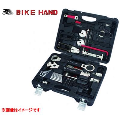 【あす楽】バイクハンド BIKEHAND ハイモデル自転車工具セット 自転車整備工具 20ツールYC-799【送料無料】