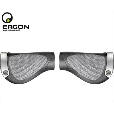 ERGON エルゴン GP1 ショート/ショート BLK/GRY 自転車グリップ