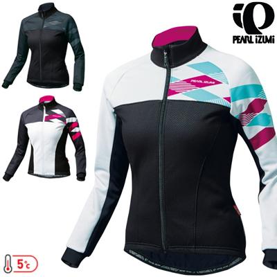 【送料無料】パールイズミ W7500-BL ウィンドブレーク ジャケット (女性用)