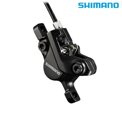 SHIMANO シマノ BR-M447 油圧ディスクブレーキ ブラック(1個売り) EBRM447MPRL