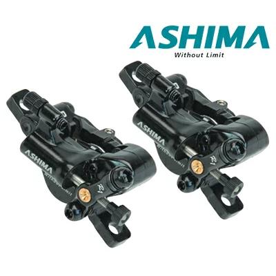 ASHIMA(アシマ) パワーケーブル デュアルキャリパー BRC00100 前後セット
