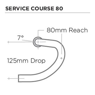 Zipp Service Course SL-80 Handlebar
