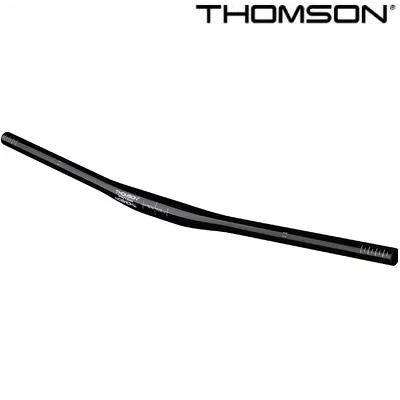 【送料無料】THOMSON トムソン フラットハンドル MTB CARBON FLAT BAR 730MM X 6°