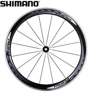 【送料無料】SHIMANO(シマノ)WH-RS81-C50 10/11S 前後セット WHRS81C50CP