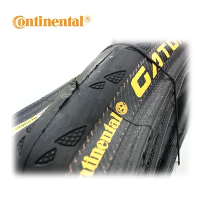 【送料無料】(2本セット)Continental(コンチネンタル)GatorSkinゲータースキン タイヤ 700x23C(118538)